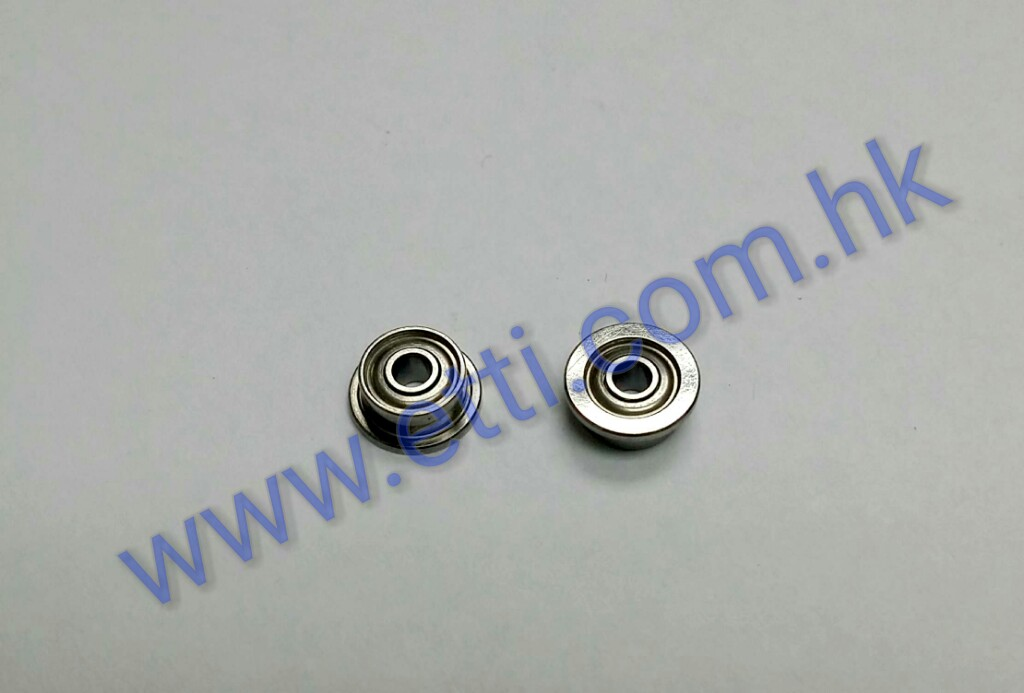 Ball Bearing (Flange) 2 x 6 x 3mm