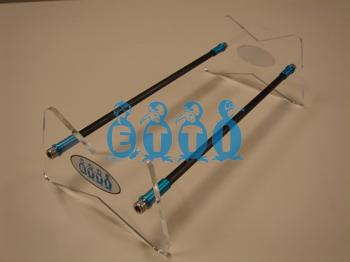 Carbon Fiber Polycarbonate Boat Stand