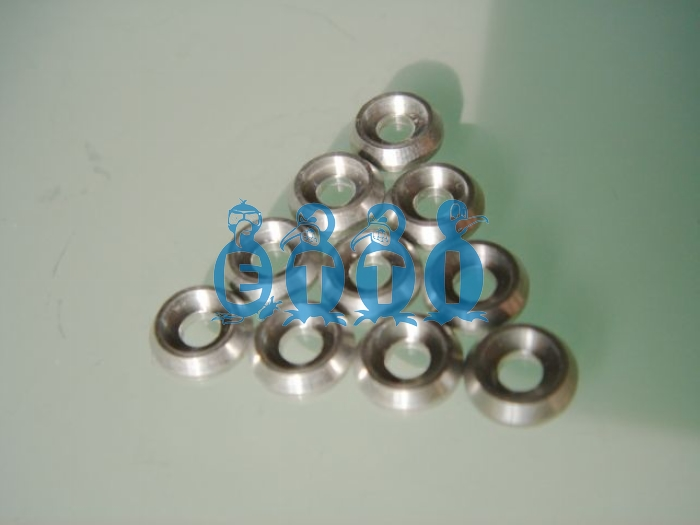 Aluminum Alloy M3 Cap Screw Washer (10 pcs)