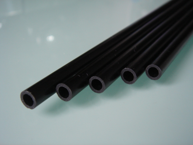 Carbon Fiber tube 8mm(O.D.) x 6mm(I.D.) x 500mm