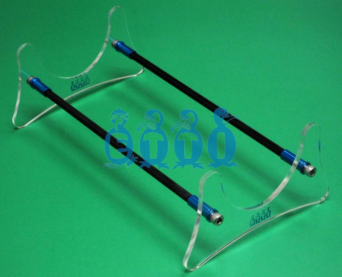 UNIVERSAL Carbon Fiber Polycarbonate Boat Stand