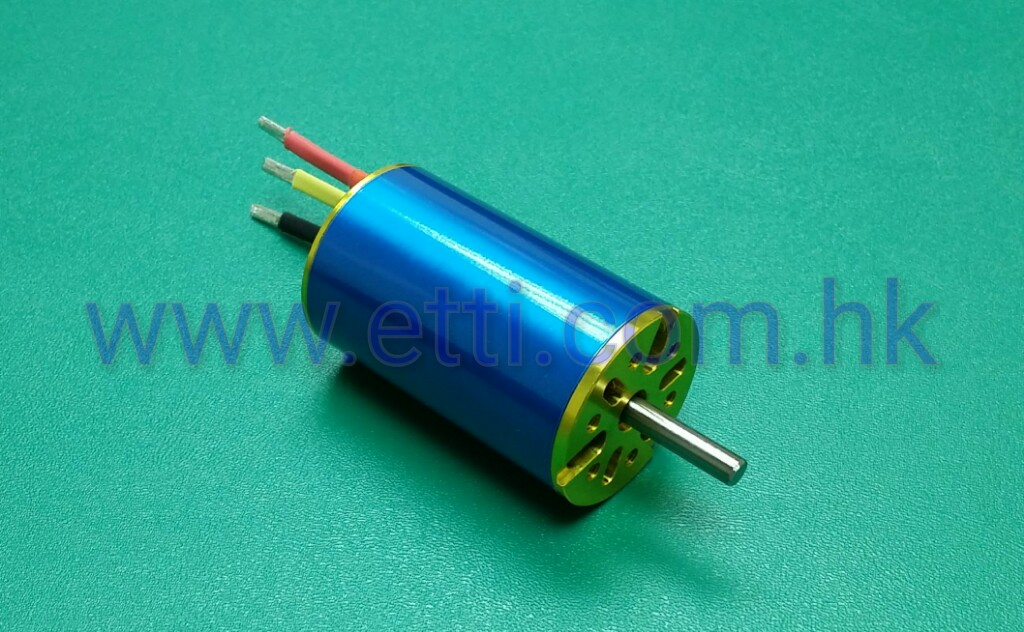 """ETTI"" B2920 L48 Brushless Motor  (""ETTI"" B2920L47 Brushless Mot"