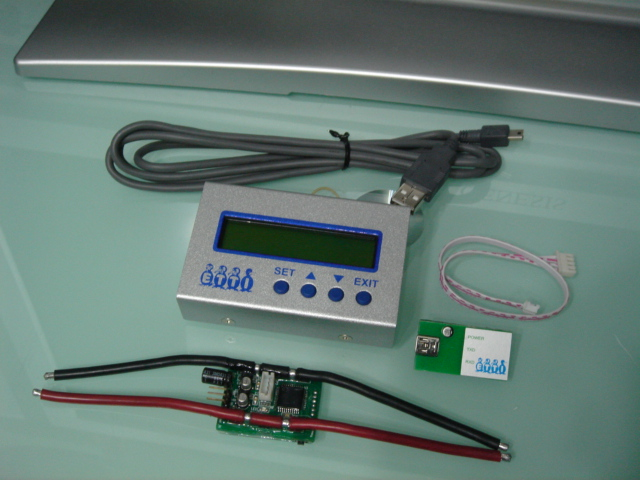 150A Power Analyzer Completed Set