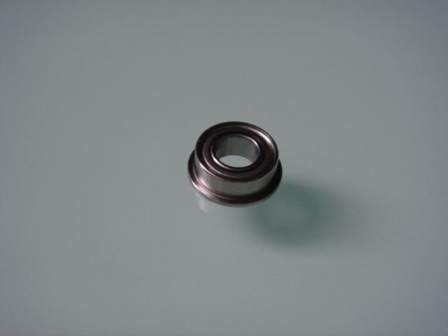 Ball Bearing (Flange) 2.5 x 6 x 2.6mm