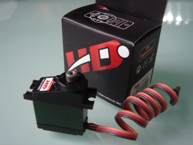 HD-2216MG  Micro Digital Servo (MG)