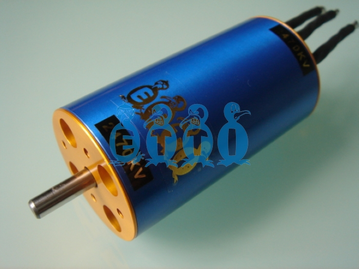 """ETTI"" B3665 Brushless Motor  (2470KV)"