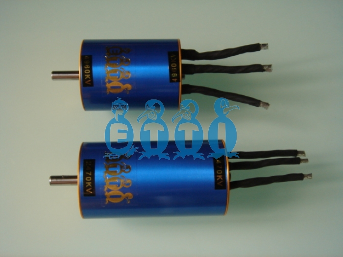 """ETTI"" B3648 Brushless Motor  (5500KV)"
