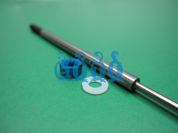 Special Custom-made Stepped Down M4 Threaded 2mm Piano Wire
