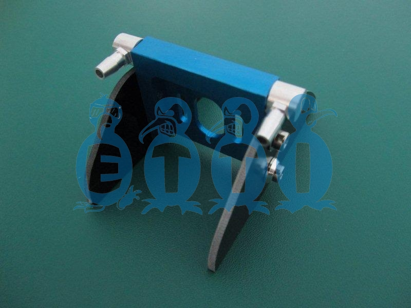 B29 Water Cooled Adjustable Motor Mount for 380 size motor