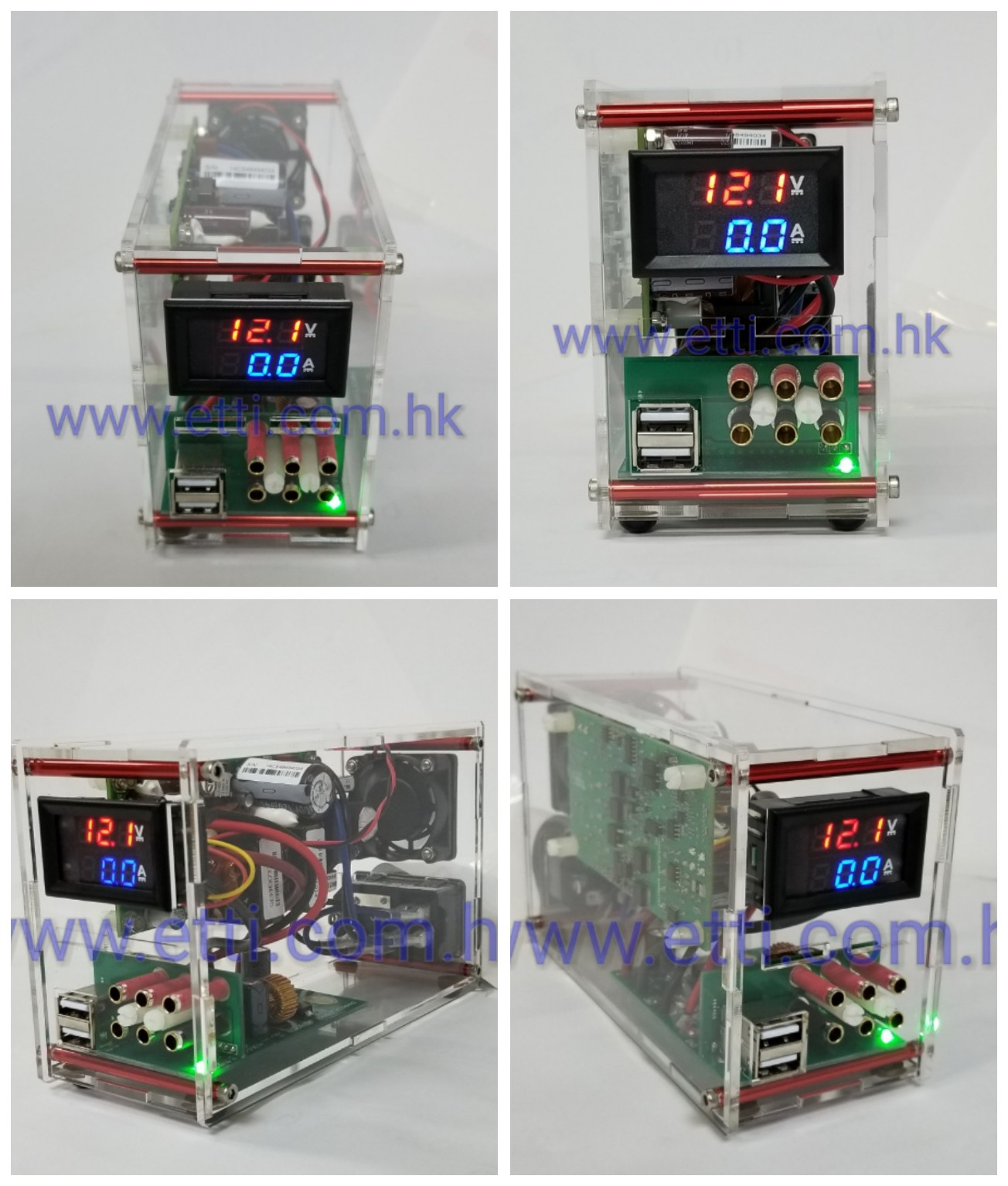 12V/16A, 200W Power Supply (Limited Edition)