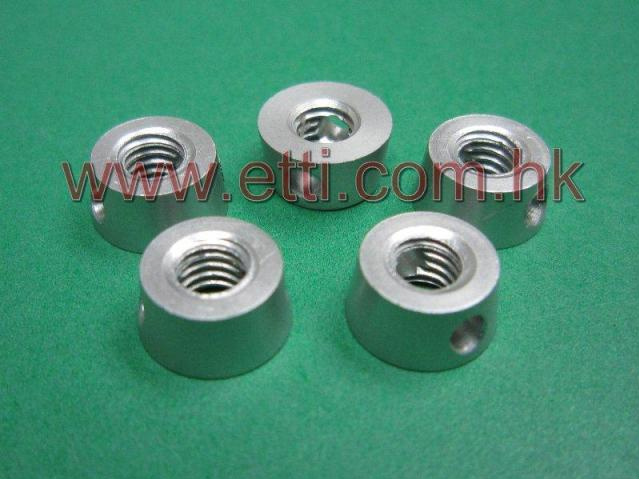 M4 Threaded Security Collar for 4mm stub shaft   (Pack for 5 pcs