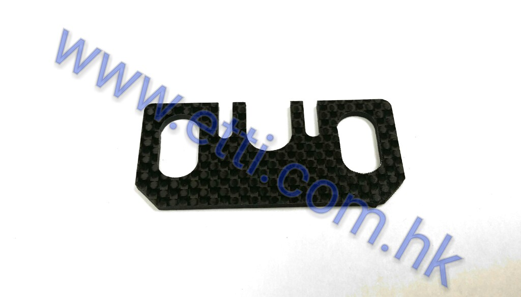 Carbon Fiber Motor Mount for Mini Angel