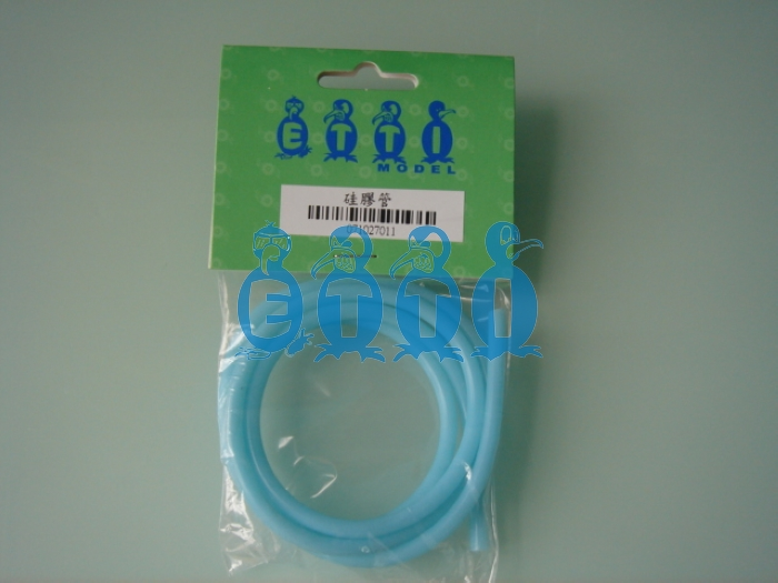 Water-cooling Silicon tubing (OD: 5mm, ID: 3mm)